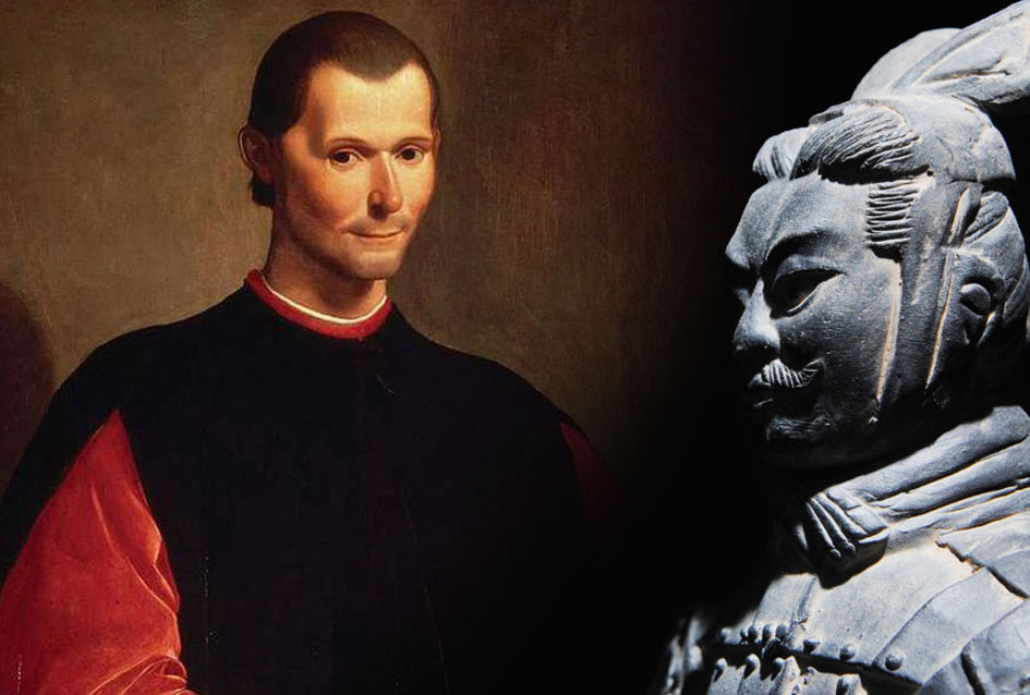 Machiavelli's The Prince Meets Sun Tzu's The Art of War